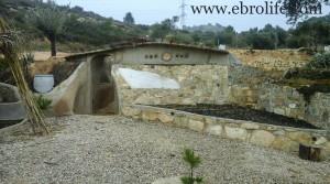 Finca a 6 km de Fabara en venta con agua por 29.500€