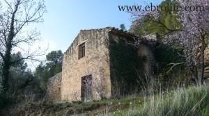 Foto de Finca próxima a La Fresneda con vistas a Torre del Compte con almacén por 70.000€
