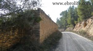 Detalle de Finca próxima a La Fresneda con vistas a Torre del Compte con corral por 70.000€