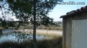 Detalle de Finca de regadío en Caspe con regadío por 39.000€