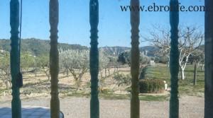 Chalet en Fayón a buen precio con electricidad