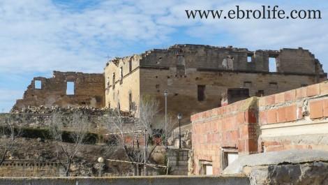 Casa medieval en Maella