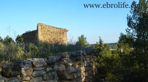 Foto de Masía de piedra en Maella con masía