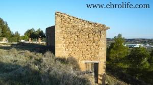 Foto de Masía de piedra en Maella con masía por 18.000€