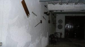 Casa de piedra en Mazaleón a buen precio con huerto