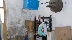 Vendemos Casa de piedra en Mazaleón con electricidad por