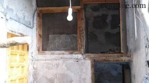 Casa de piedra en Mazaleón para vender con electricidad