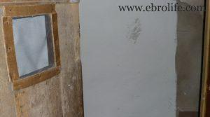 Foto de Casa de piedra en Mazaleón con electricidad por
