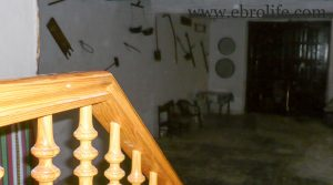 Casa de piedra en Mazaleón en oferta con huerto