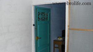 Casa de piedra en Mazaleón para vender con electricidad por