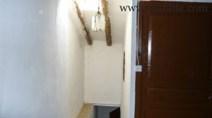 Casa de piedra en Mazaleón en venta con electricidad por