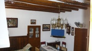 Casa de piedra en Mazaleón en venta con huerto por