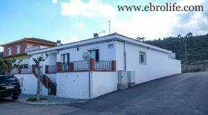 Casa en Fayón a buen precio con calefacción por 170.000€