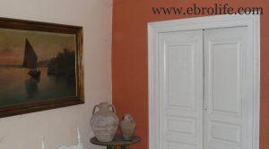 Casa rústica en Maella a buen precio con electricidad por 43.000€