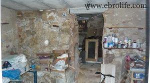 Detalle de Casa rústica en Maella con electricidad