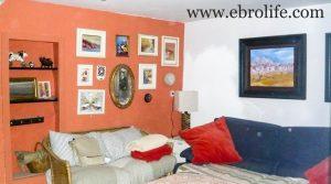 Casa rústica en Maella a buen precio con casa por 43.000€