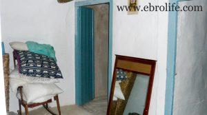 Detalle de Casa rústica en Maella con calefacción por 43.000€