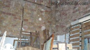 Casa rústica en Maella a buen precio con casa