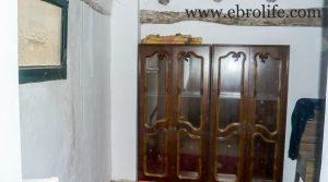 Casa rústica en Maella para vender con agua