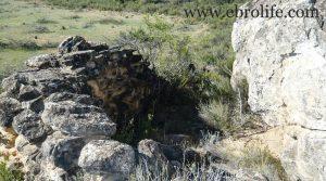 Detalle de Finca de secano en Fabara con secano