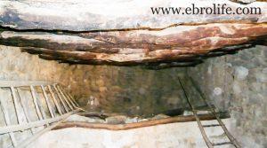 Foto de Finca de olivos y almendros en Maella con balsa