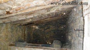 Detalle de Finca de olivos y almendros en Calaceite con olivos por 85.000€