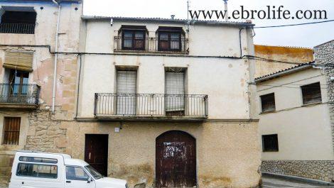 Casa antigua en Calaceite