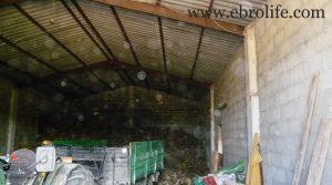 Construcción ganadera en Maella en venta con casa