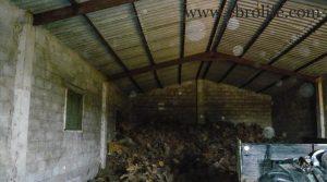 Construcción ganadera en Maella para vender con casa por 89.000€
