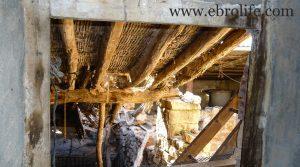 Construcción ganadera en Maella para vender con pinares