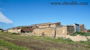 Detalle de Construcción ganadera en Maella con agua por 89.000€