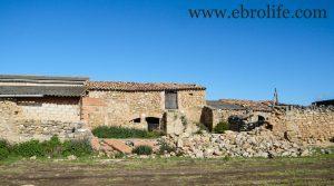Construcción ganadera en Maella a buen precio con casa por 89.000€