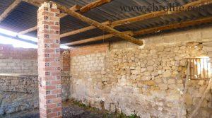 Construcción ganadera en Maella para vender con pinares por 89.000€