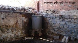Foto de Construcción ganadera en Maella con pinares