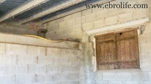Vendemos Construcción ganadera en Maella con casa por 89.000€