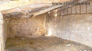 Vendemos Construcción ganadera en Maella con agua por 89.000€