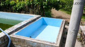 Vendemos Torre con piscina en Caspe con agua por 46.000€