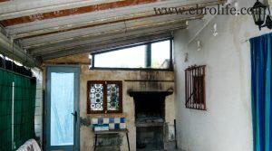 Foto de Torre con piscina en Caspe en venta con almacén