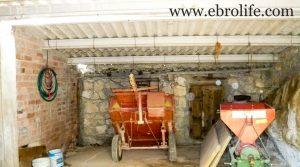Foto de Torre con piscina en Caspe en venta con electricidad