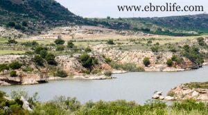 Torre con piscina en Caspe en oferta con piscina
