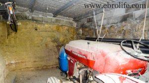 Torre con piscina en Caspe en oferta con piscina por 46.000€