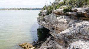 Foto de Torre con piscina en Caspe con amueblado