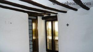 Detalle de Casa rural en Calaceite con sin amueblar