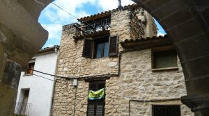 Casa rural en Calaceite para vender con agua