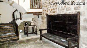 Casa rústica en Calaceite para vender con amueblado por 360.000€
