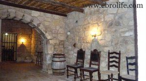 Detalle de Casa rústica en Calaceite con terraza por 360.000€