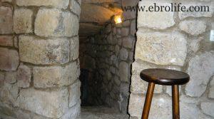 Detalle de Casa rústica en Calaceite con amueblado por 360.000€