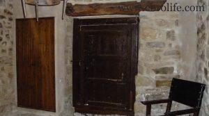 Detalle de Casa rústica en Calaceite con casa