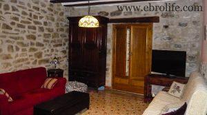 Se vende Casa rústica en Calaceite con amueblado por 360.000€