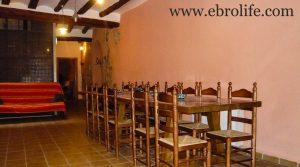 Casa rústica en Calaceite en oferta con electricidad por 360.000€